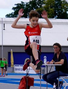 Mannheim Leichtathletik Kids Kinder jugend