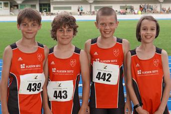 Mannheim Leichtathletik Kinder Jugendsport Kinderleichtathletik