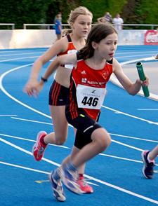 MTG Mannheim Leichtathletik Staffel
