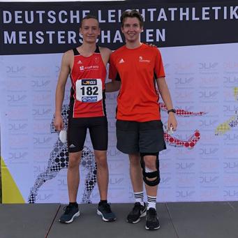 DM Jugend U16 Leichtathletik Mannheim Kinder jugend Schüler