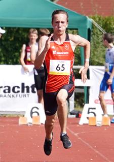 Süddeutsche Meisterschaft Mannheim Leichtathletik