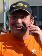 Trainer Roland Seubert